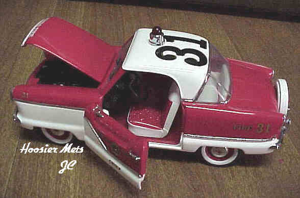 Franklin Mint Nash Metropolitan Fire Chief Car